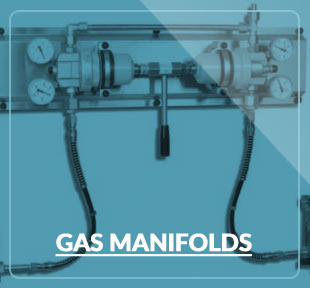 GAS-MANIFOLDS